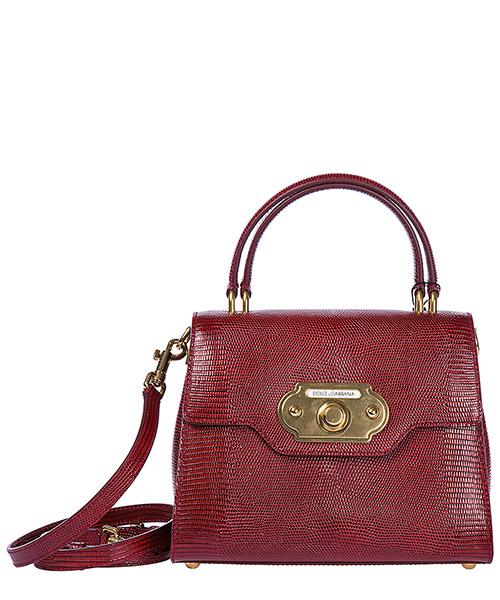 Handbag Dolce&Gabbana Welcome BB6374AI76087515 rubino