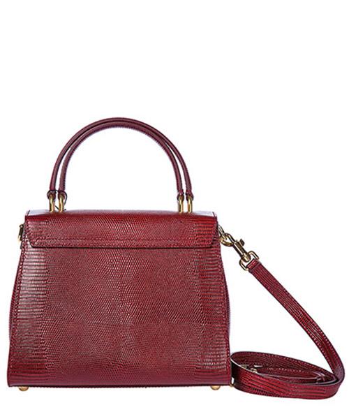Women's leather handbag shopping bag purse welcome secondary image