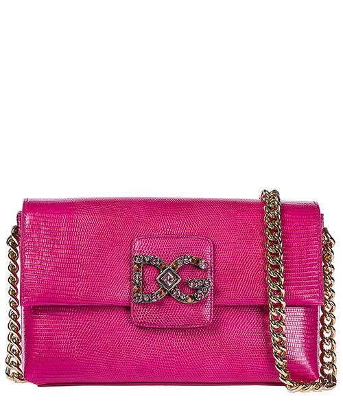 Shoulder bag Dolce&Gabbana DG Millennials BB6393A109580489 fuxia scuro