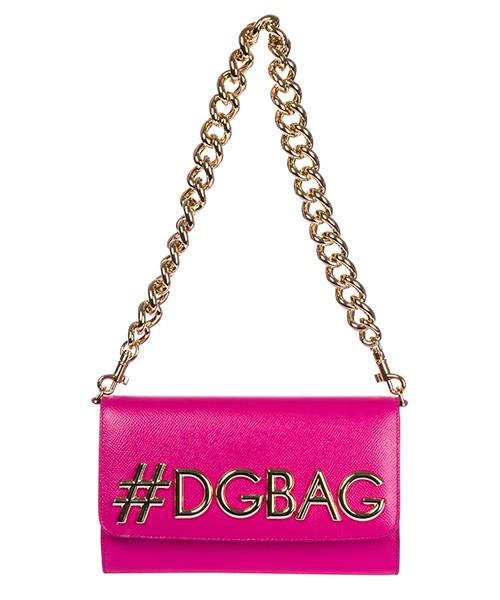 Borsa a spalla Dolce&Gabbana BB6436AH531HA93M rosa