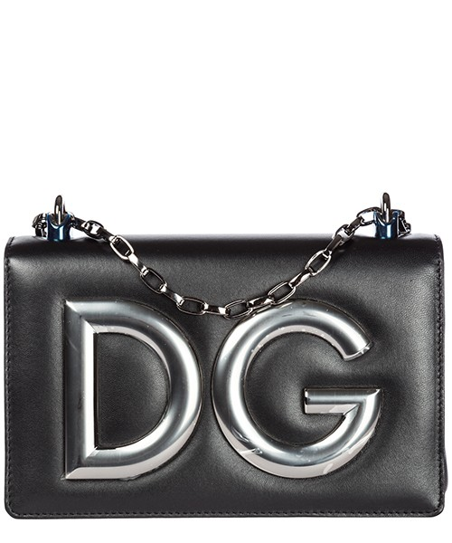 Shoulder bag Dolce&Gabbana DG Girls BB6498AI19880999 nero