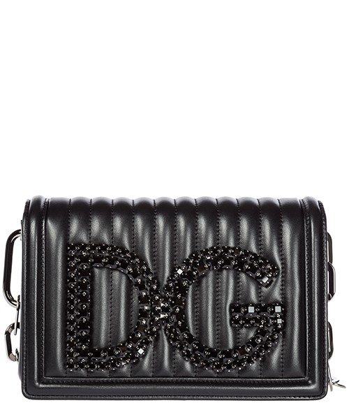 Shoulder bag Dolce&Gabbana DG Girls BB6498AU30980999 nero