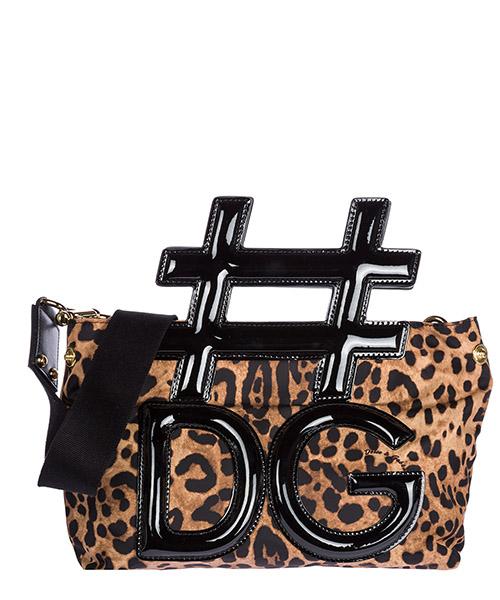 Shoulder bag Dolce&Gabbana BB6516AH948HA93M marrone