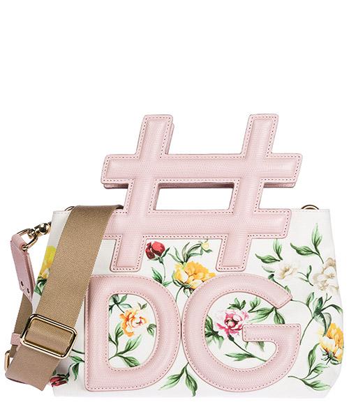 Borsa a spalla Dolce&Gabbana BB6516AN930HAM62 beige