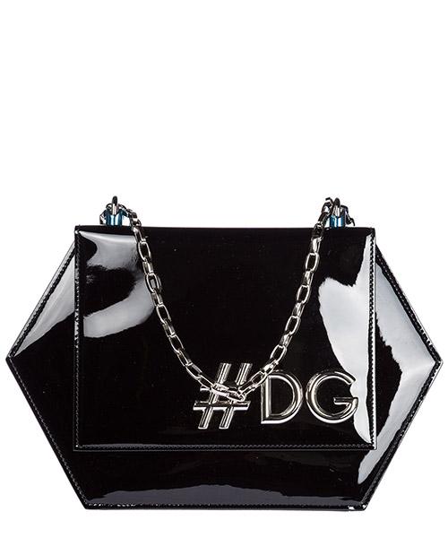 Shoulder bag Dolce&Gabbana BB6529AS25580999 nero