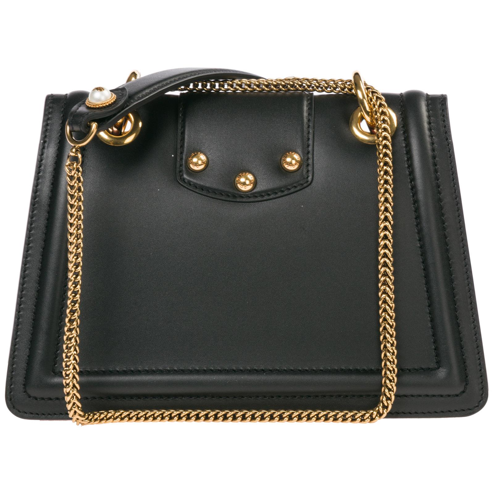 da22eec3f9 Borsa a spalla Dolce Gabbana DG Amore BB6676AK2968B941 nero