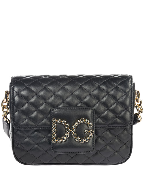 Crossbody bag Dolce&Gabbana DG Millennials BB6619AU07080999 nero