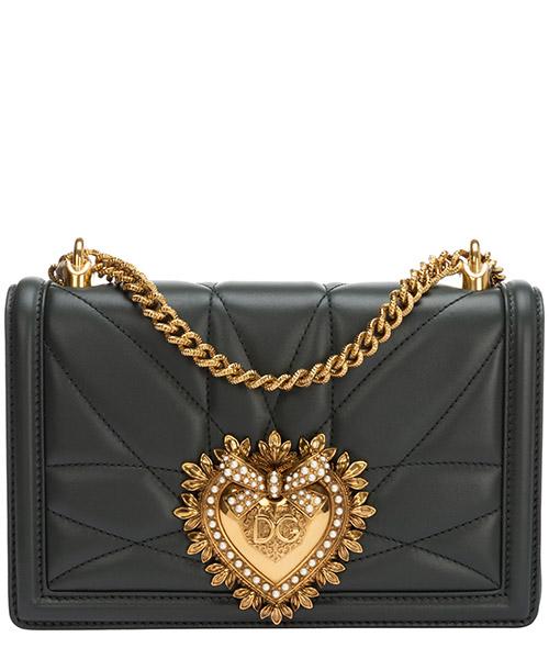 Shoulder bag Dolce&Gabbana Devotion BB6652AV9678H585 verde