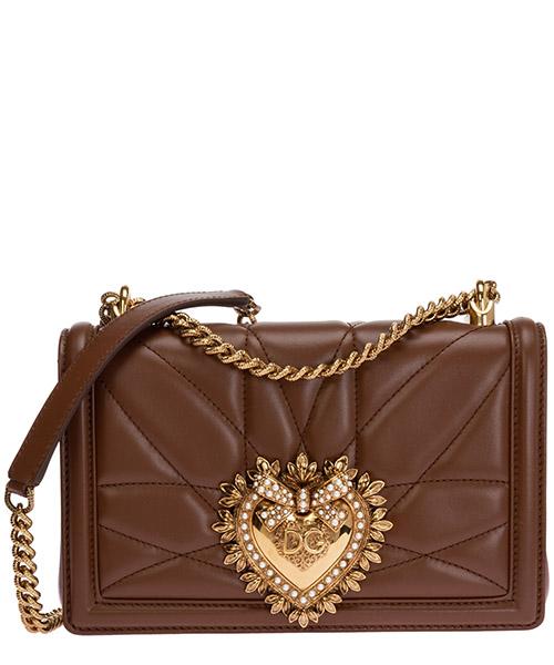 Schultertasche Dolce&Gabbana devotion bb6652av9678n128 marrone