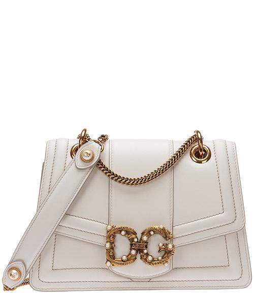 Schultertasche Dolce&Gabbana dg amore bb6676ak29580002 bianco