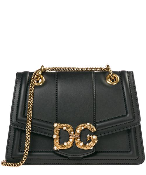 Borsa a spalla Dolce&Gabbana DG Amore BB6676AK2968B941 nero