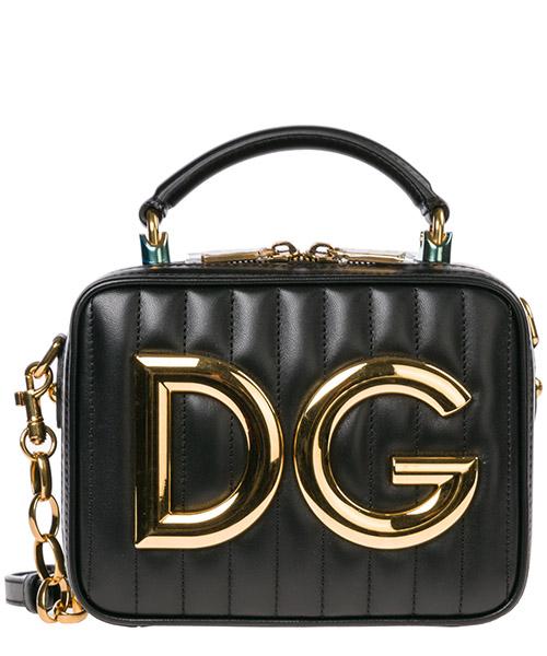 Borsa a mano Dolce&Gabbana DG Girls BB6683 AZ762-80999 NERO nero
