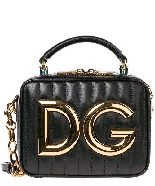 Handbags Dolce&Gabbana DG Girls BB6683AZ76280999 nero