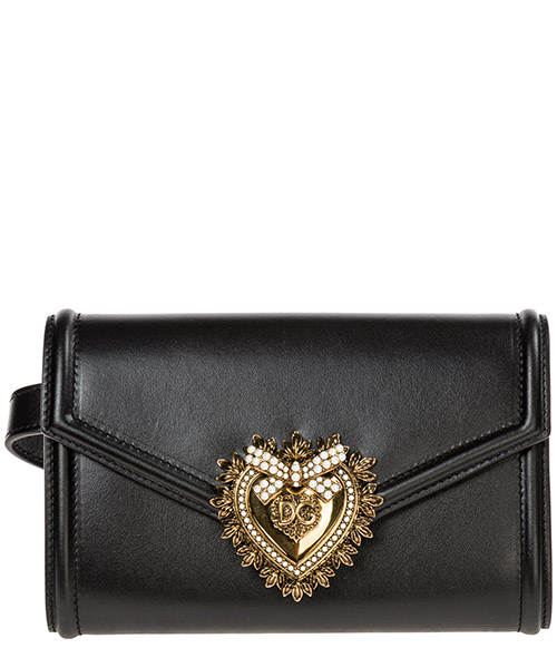 Sac banane Dolce&Gabbana Devotion bag BB6706AV89380999 nero