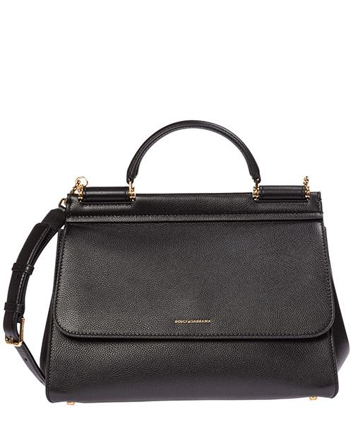 Bolsa de asa larga Dolce&Gabbana sicily bb6743aa40980999 nero