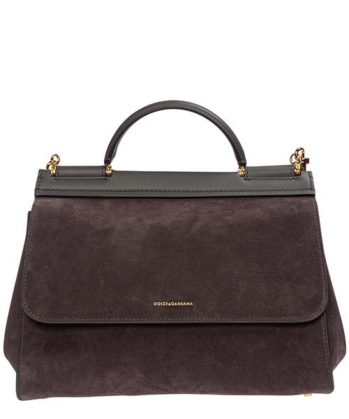 Bolsas de mano Dolce&Gabbana sicily bb6743aa6258b680 antracite