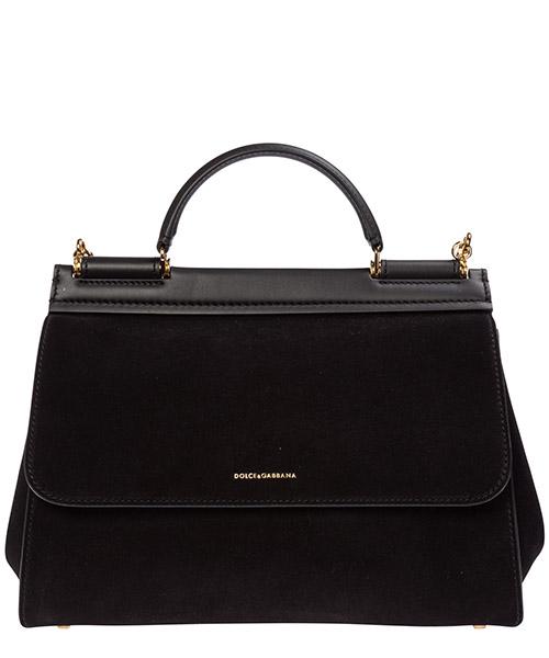 Bolsas de mano Dolce&Gabbana sicily bb6743aa6258b956 nero