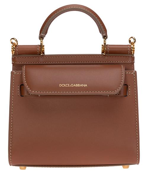 Women's leather handbag shopping bag purse sicily 58 secondary image