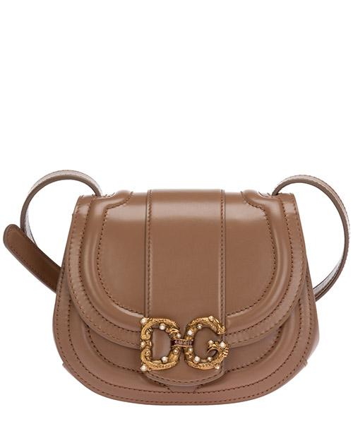 Umhängetasche Dolce&Gabbana dg amore bb6881aw44880009 beige