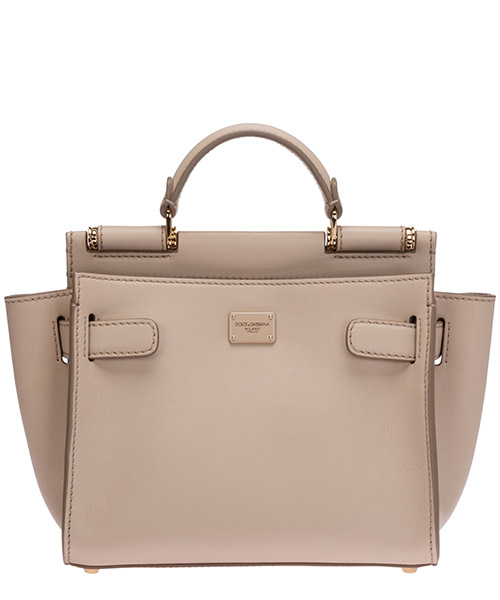 Handtaschen Dolce&Gabbana sicily soft bb6960ao04189857 beige