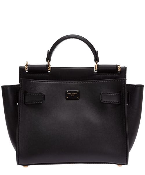 Handtaschen Dolce&Gabbana sicily soft bb6960ao0418s479 nero