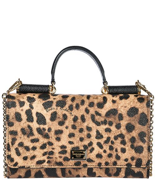 Clutch bags Dolce&Gabbana BI0766A71588S193 leo