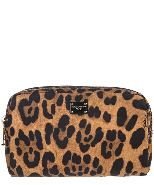 Beauty case Dolce&Gabbana BI0929 AM115-HA93N marrone