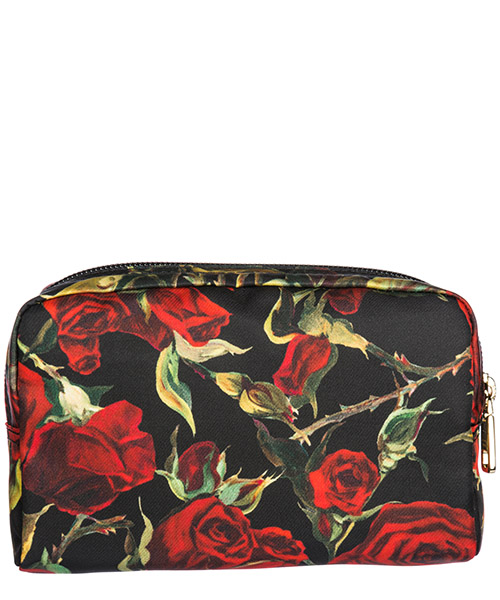 Women's travel makeup beauty case in nylon secondary image
