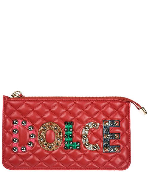 Clutch bags Dolce&Gabbana BI0931AI48980303 rosso