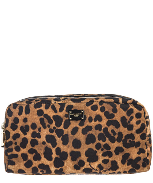 Beauty case Dolce&Gabbana BI0932AM115HA93N marrone