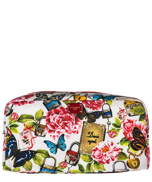 Beauty case Dolce&Gabbana BI0932AN968HAM60 bianco