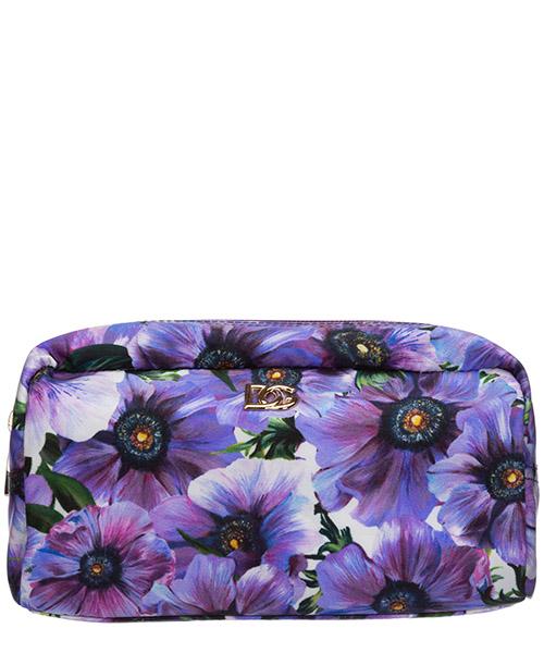 Kosmetiktasche Dolce&Gabbana bi0932ax159ha1ao anemoni fondo bianco