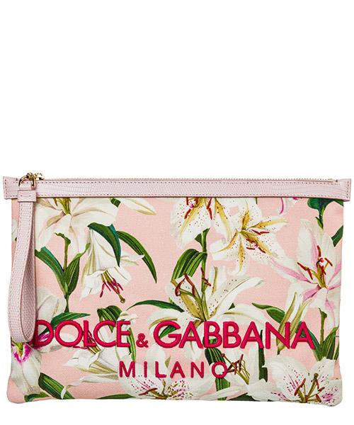 Pochette Dolce&Gabbana bi1184aa307hfkk8 rosa