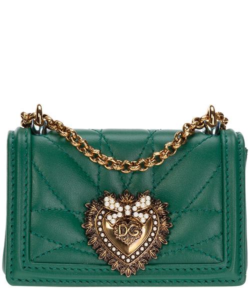 Crossbody bags Dolce&Gabbana devotion BI1399AJ11480530 verde