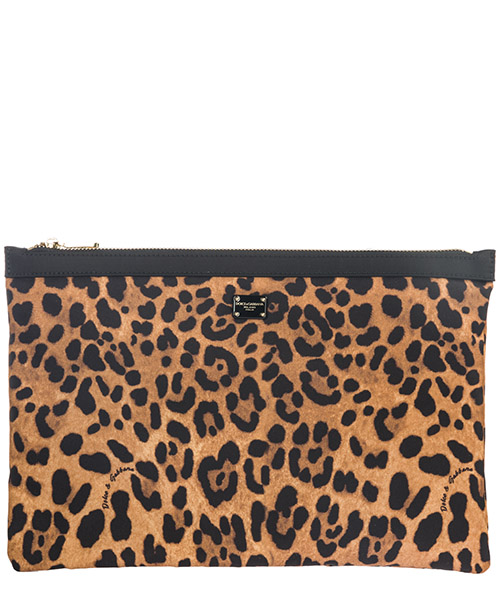 Clutch bag Dolce&Gabbana BI2261AM115HA93N marrone