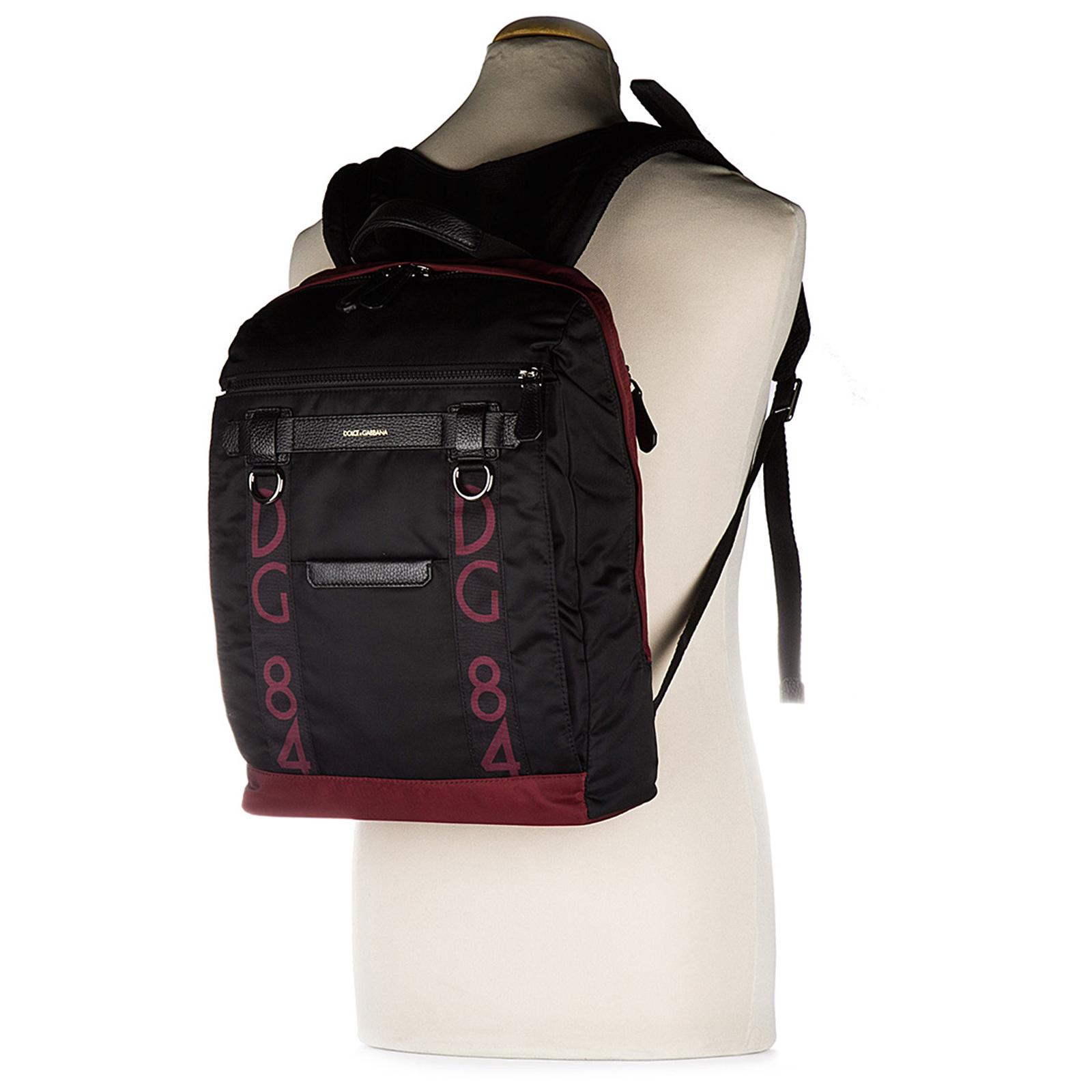 Nylon rucksack herren tasche laptop schulrucksack