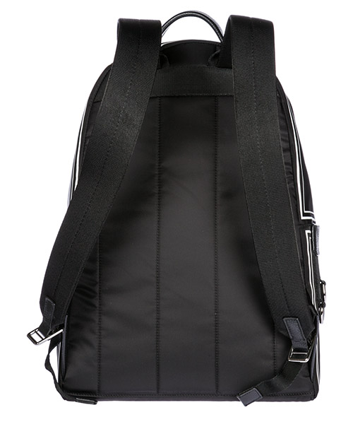 Men's nylon rucksack backpack travel  vulcano secondary image