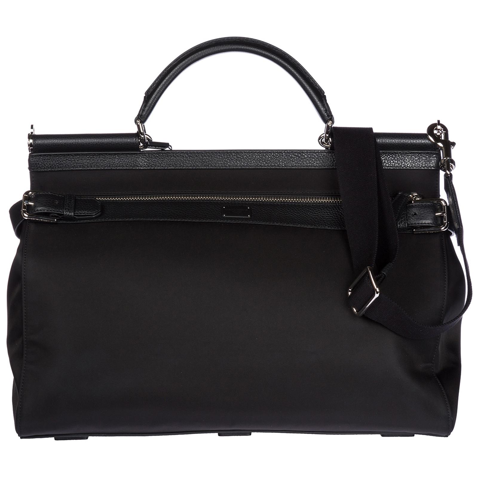 Travel duffle weekend shoulder bag