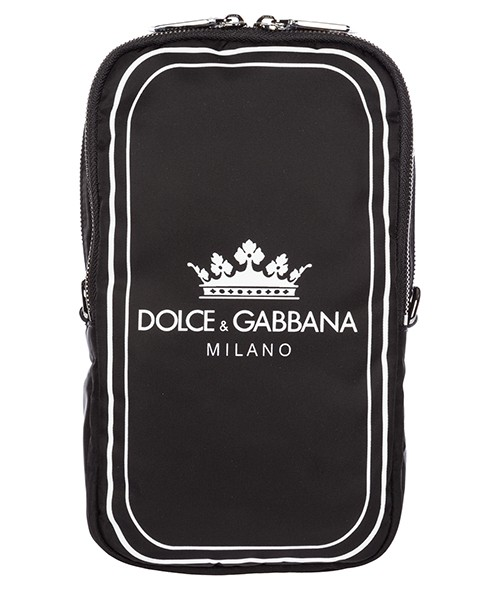 Crossbody bag Dolce&Gabbana BM1563AS658HNR18 nero