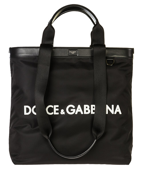 Shopping Bag Dolce&Gabbana Street BM1640AZ67589690 nero