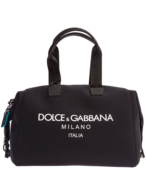 Спортивная сумка Dolce&Gabbana Palermo BM1739AA350HNII7 nero