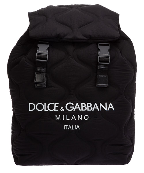 Rucksack Dolce&Gabbana palermo bm1756aw14089690 nero