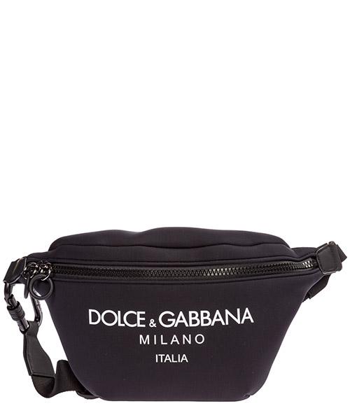 Marsupio Dolce&Gabbana palermo bm1760aj641hnii7 nero