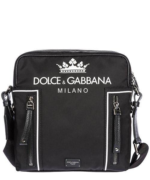 Sac bandoulière Dolce&Gabbana BM513AAS658HNR18 nero