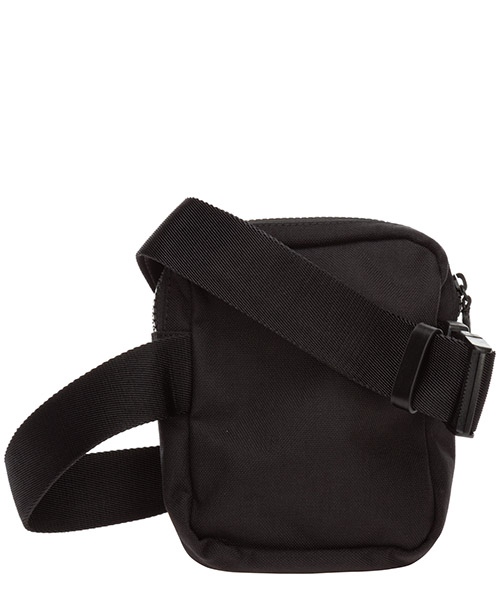 Men's nylon cross-body messenger shoulder bag icon secondary image