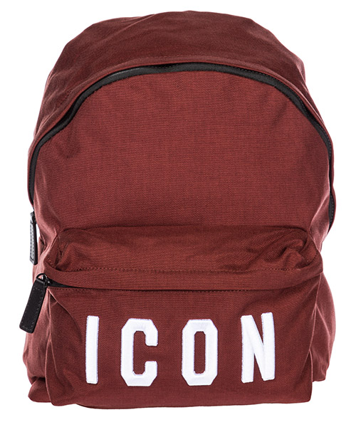 Rucksack Dsquared2 Icon BPM000411700396M078 bordeaux