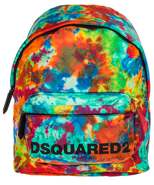 Backpack Dsquared2 bpm001611702379m037 rosso