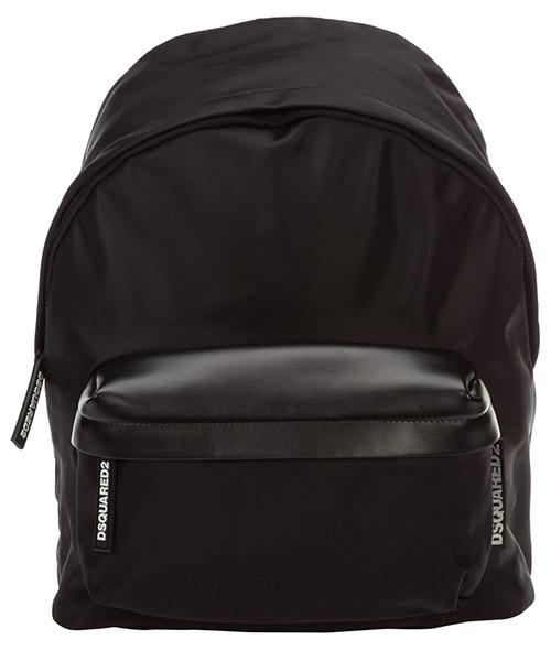 Backpack Dsquared2 BPM0016117028662124 nero