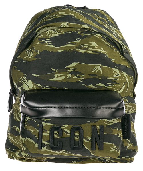Zaino Dsquared2 Icon BPM001916801581A008 camouflage