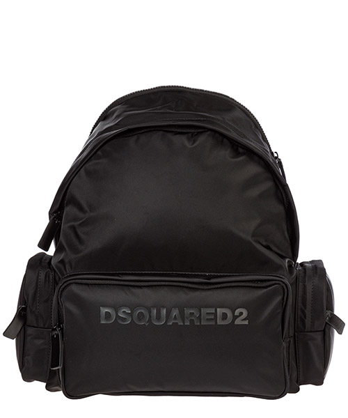 Zaino Dsquared2 bpm002611702174m436 nero
